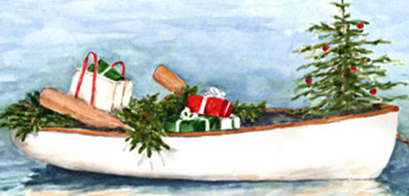 "THE MOST POPULAR SAYING THIS CHRISTMAS – ""I'M ON A BOAT"""