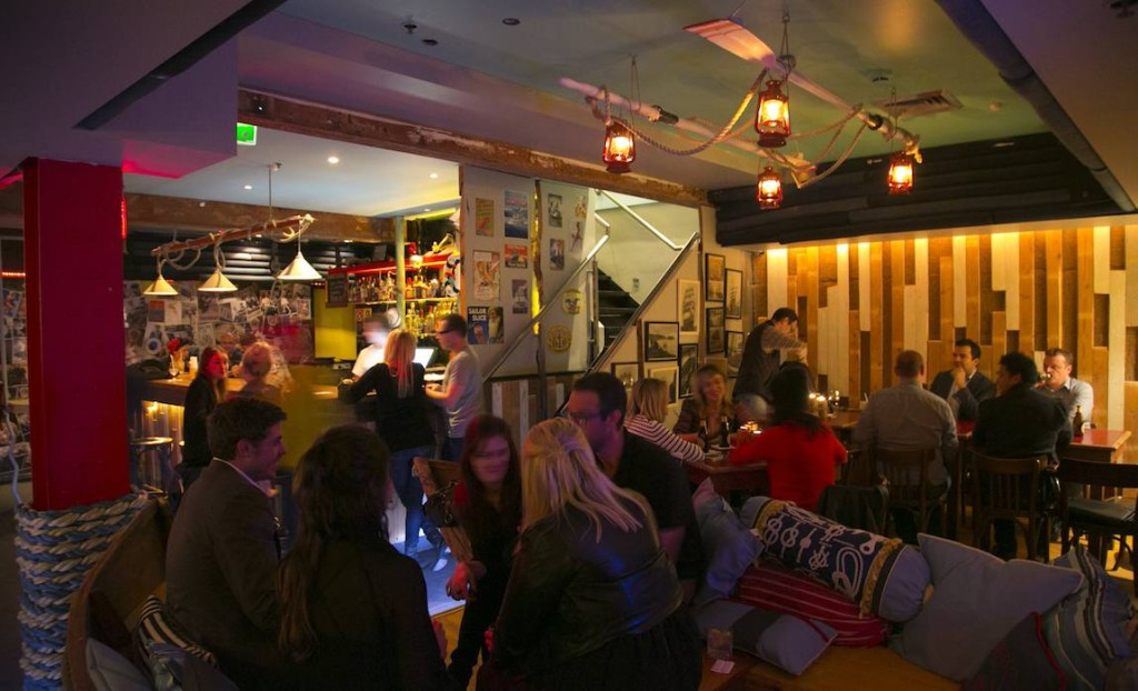 The busy atmosphere at Hello Sailor. Image – http://concreteplayground.com