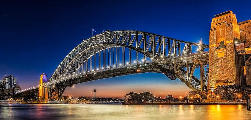 5 FUN FACTS ABOUT THE SYDNEY HARBOUR BRIDGE